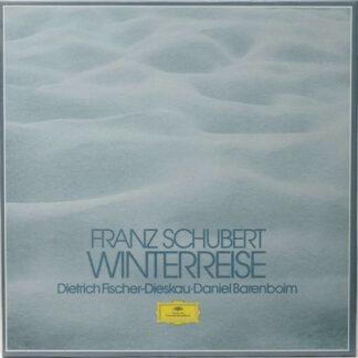 Franz Schubert, Dietrich Fischer-Dieskau / Daniel Barenboim - Franz Schubert: Winterreise (2xLP, Album, Club)