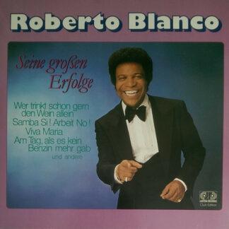 Roberto Blanco - Seine Großen Erfolge (LP, Comp, Club)