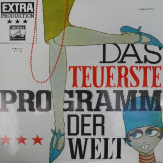 Various - Das Teuerste Programm Der Welt (LP, Comp)