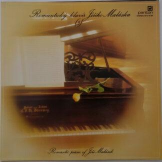 Jiří Malásek - Romantický Klavír Jiřího Maláska (3) (Romantic Piano Of Jiří Malásek) (LP, Album, Gat)