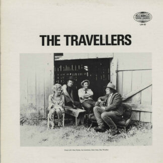 The Travellers (4) - The Travellers (LP, Album)