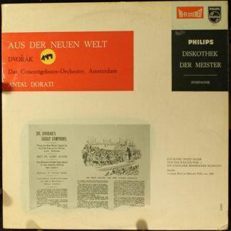 """Dvorak* - Symphony Nr. 5 e-moll op. 95 """"Aus der Neuen Welt"""" (10"""")"""