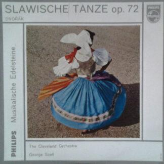 "Dvořák*, The Cleveland Orchestra, George Szell - Slawische Tänze Op. 72 (7"")"