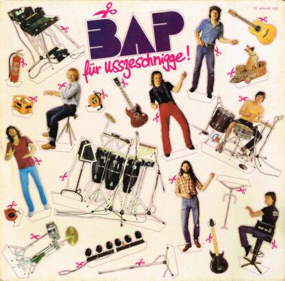 BAP - Für Usszeschnigge! (LP, Album, Gat)