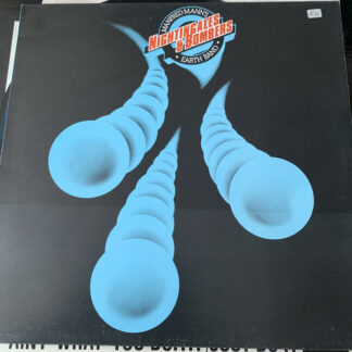 Manfred Mann's Earth Band - Nightingales & Bombers (LP, Album, RE)