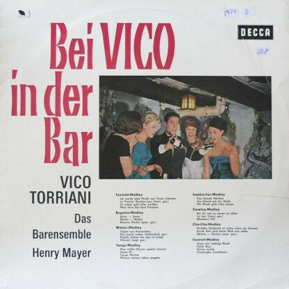 Vico Torriani - Bei Vico In Der Bar (LP)