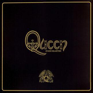 Queen - Studio Collection (Box, Comp, 180 + LP, Album, RE, RM, Pur + 2xLP, S/)