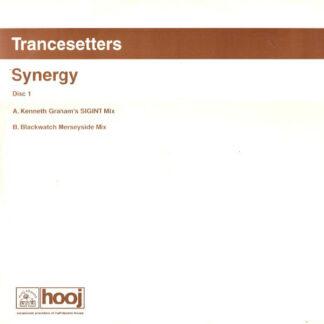 "Trancesetters - Synergy (12"", 1/2)"