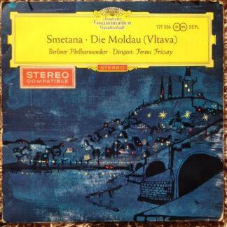 "Smetana* – Berliner Philharmoniker, Ferenc Fricsay - Die Moldau (Vltava) (7"")"