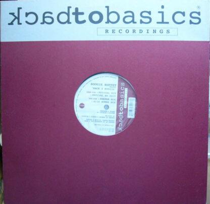 """Boogie Buffet - Back 2 Boogie (12"""")"""