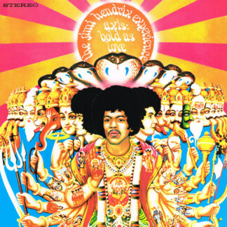 The Jimi Hendrix Experience - Are You Experienced (2xLP, Album, RE, RM, 180)