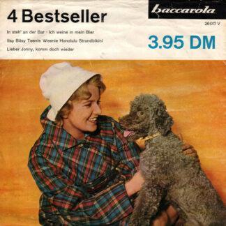 """Various - 4 Bestseller (7"""", EP)"""