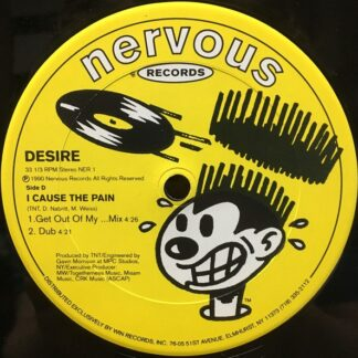 "Desire (3) / Gee Wise - I Cause The Pain / Light Skin Lady (12"")"