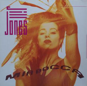 "Jill Jones - Mia Bocca (12"", Single)"