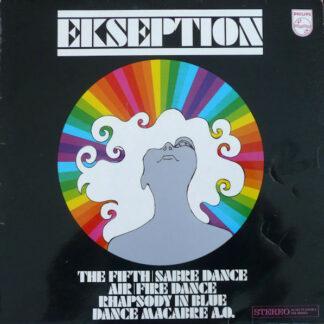 Ekseption - Ekseption (LP, Album, RP)