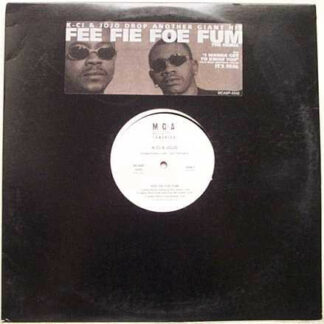 "K-Ci & JoJo - Fee Fie Foe Fum (The Remix) (12"", Promo)"