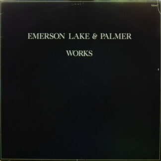Emerson, Lake & Palmer - Works (Volume 1) (2xLP, Album, Tri)