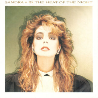"Sandra - In The Heat Of The Night (7"", Single)"