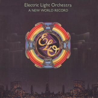 Electric Light Orchestra - A New World Record (LP, Album, RE, Emb)