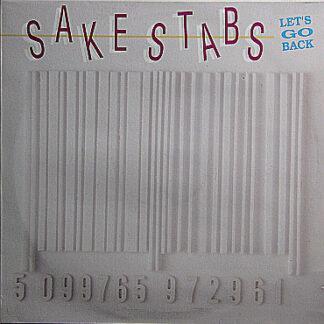 """Sake Stabs - Let's Go Back (12"""")"""
