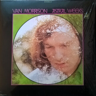 Van Morrison - Astral Weeks (LP, Album, RP, 180)