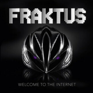 Fraktus - Welcome To The Internet (LP, Album)
