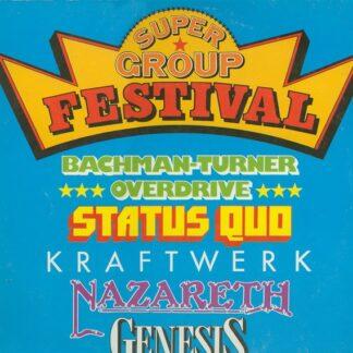 Various - Super Group Festival (LP, Comp, Club)