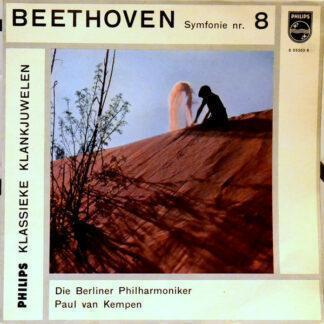 Beethoven* ,  Paul van Kempen, Die Berliner Philharmoniker* - Symphonie Nr. 8 (LP, Mono)