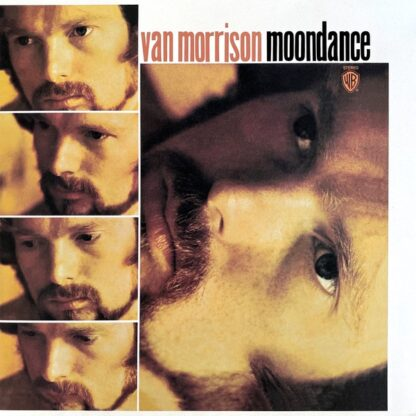 Van Morrison - Moondance (LP, Album, RE, Gat)