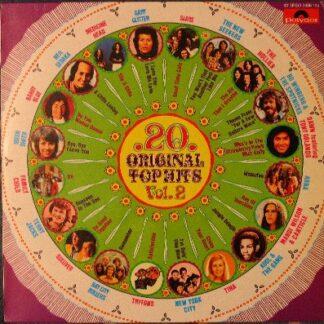 Various - 20 Original Top Hits Vol. 2 (LP, Comp)