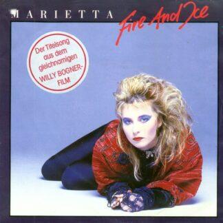 "Marietta* - Fire And Ice (7"", Single)"