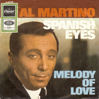 "Al Martino - Spanish Eyes (7"", Single, Mono, RP)"