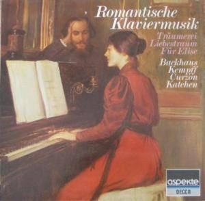 Various - Romantische Klaviermusik (LP, Comp)