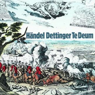 Georg Friedrich Händel - Dettinger Te Deum (LP, Album)