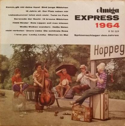 Various - AMIGA-Express 1964 (LP, Comp, Mono)