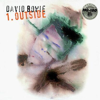 David Bowie - 1. Outside (2xLP, Album, Ltd, RE, Whi)