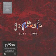 Genesis - 1983 - 1998 (Box, Comp, Ltd, RE, RP + LP, Album, RE, RM, 180 + )