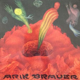Arik Brauer - Arik Brauer (LP, Album, Tri)