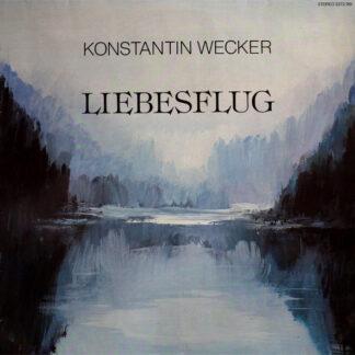 Konstantin Wecker - Liebesflug (LP, Album)