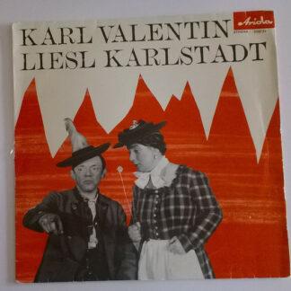 Karl Valentin Und Liesl Karlstadt* - Karl Valentin Und Liesl Karlstadt (LP, Comp, Mono)