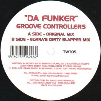 """Groove Controllers - Da Funker (12"""")"""