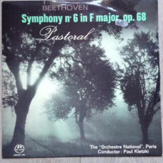 """Beethoven* - The """"Orchestre National"""", Paris*, Paul Kletzki - Symphonie N° 6 In F Dur, Op. 68 - Pastorale (LP, Album, Mono)"""