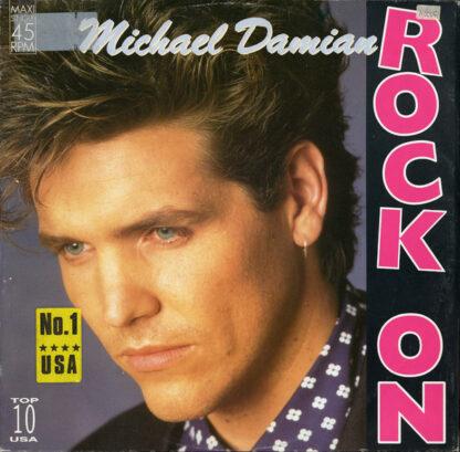 "Michael Damian - Rock On (12"", Maxi)"