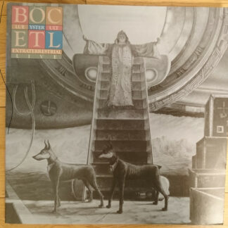 Blue Öyster Cult - Extraterrestrial Live (2xLP, Album, RE)