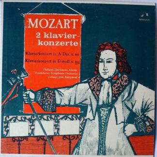Wolfgang Amadeus Mozart, Fadle*, Mansfeld*, Nordwestdeutsche Philharmonie, Werner Andreas Albert - Kv 622 Klarinettekonzert A Dur / Kv 447 Hornkonzert Nr. 3  (LP)