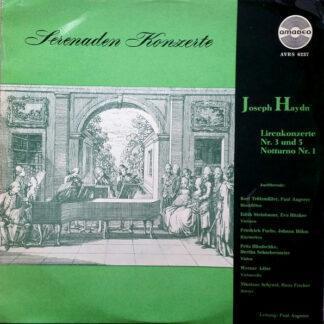 Joseph Haydn - Lirenkonzerte II (LP, Album)