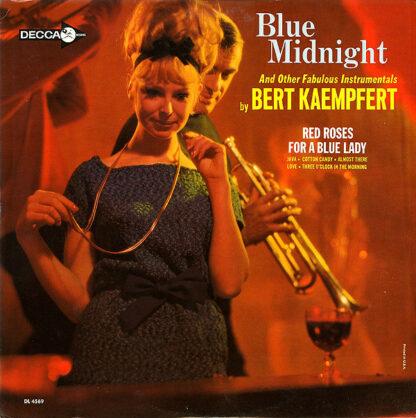 Bert Kaempfert & His Orchestra - Blue Midnight (LP, Album, Mono)