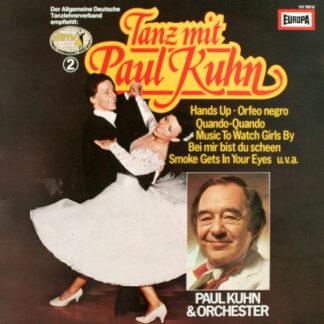 Paul Kuhn & Orchester* / Die Ute Mann Singers* - Tanz Mit Paul Kuhn (2) (LP)