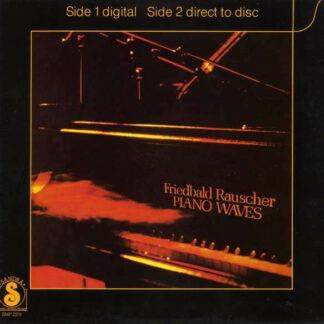 Friedbald Rauscher - Piano Waves (LP, Album)