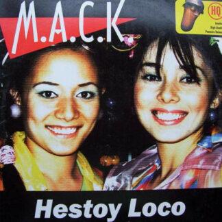 """M.A.C.K. - Hestoy Loco (12"""", Maxi)"""